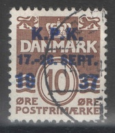 Danemark - YT 252A Oblitéré - 1937 - 1913-47 (Christian X)