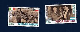 NICARAGUA World Cup Uruguay 1930 & Italy 1934 Momentos De Gloria - Fußball-Weltmeisterschaft
