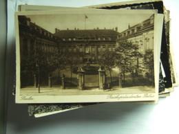 Duitsland Deutschland Berlin Palais Reichspräsidenten - Andere