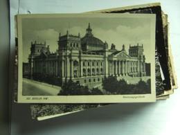 Duitsland Deutschland Berlin Reichstagsgebäude Und Umgebung - Duitsland