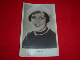 Cartolina Sally O'Neil Attrice  * - Donne Celebri