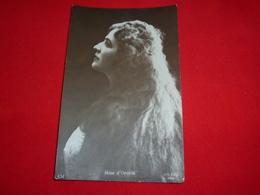 Cartolina Mina D'Orvella Attrice  * - Femmes Célèbres