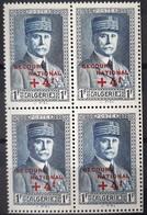 ALGERIE - N°170 - Neuf SANS Charnière ** / MNH - BLOC DE 4 - Algeria (1924-1962)
