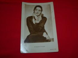 Cartolina Elisabeth Pinajeff Attrice * - Donne Celebri