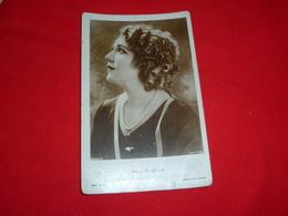 Cartolina Mary Pickford Attrice * - Donne Celebri