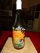 Bouteille Sérigraphiée - 1998 - Fete De L'escargot DIGOIN - 0.75l - Vide - - Vin