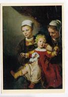 NICOLAES MAES, The Happy Child, Toledo Museum Of Art, 1974 Used Postcard [22617] - Paintings
