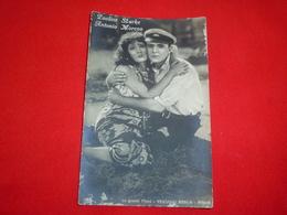 Cartolina Paoline Starke Antonio Moreno  * - Famous Ladies