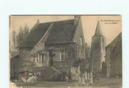 37 - LE LOUROUX - VENTE à PRIX FIXE - Rue De L'église - France
