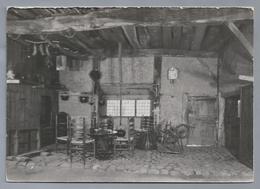 NL.- BEUNINGEN. Nederlands Openluchtmuseum. Interieur - Los Hoes -. - Museum