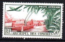 Archipel Des Comores PA  N° 1  Neuf XX MNH  Cote :  3,50 Euros - Comores (1950-1975)