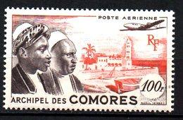 Archipel Des Comores PA  N° 2  Neuf XX MNH  Cote :  6,50 Euros - Comores (1950-1975)