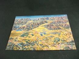 CARTA GEOGRAFICA TVB PFAFFENWINKEL SCHONGAU HANS OBERPACHER REGEN - Carte Geografiche