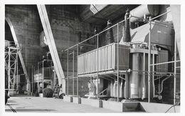 Au Grand Barrage De Génissiat (Ain) - Les Transformateurs De L'Usine - Carte Vernie C.N.R. Non Circulée - Génissiat
