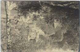 TROOZ : Le Château Des Roches ,et En Bas , à Gauche, Deux Tours De L'ancien Château De La Fenderie. - Trooz