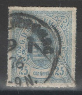 Luxembourg - YT 20 Oblitéré - 1859-1880 Coat Of Arms
