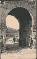 Arco Árabe De San Esteban, Burgos, C.1905-10 - Hauser Y Menet Tarjeta Postal - Burgos