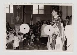 ROBERTVILLE (Waimes) 1955 / Carte Photo / L'église Saint-Joseph événement Religieux - Weismes