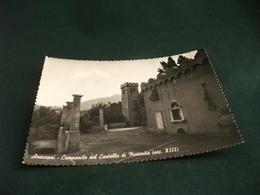 CASTELLO CASTLE CHATEAU SCHLOSS ANACAPRI CAMPANILE DEL CASTELLO DI MATERITA CAMPANIA - Castillos