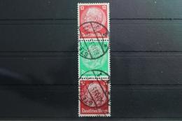Deutsches Reich Zd S109 Gestempelt Zusammendrucke #SF200 - Zusammendrucke