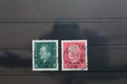 Deutsches Reich 444-445 Gestempelt #SF381 - Germany