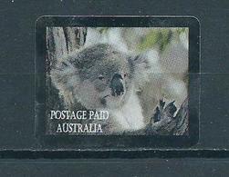 Australia Postage Paid,koala No Gum! - ATM/Frama Labels