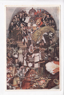 Fresco, Diego Rivera, The Reformation Of The Laws By Benito Juarez, Palacio Nacional De Mexico, Unused Postcard [22624] - Mexico
