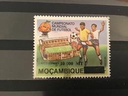 Mozambique - WK Voetbal (10.000) 1981 - Mozambique