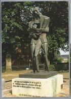 NL.- ZUNDERT. Standbeeld Gebr. Van Gogh. - Sculpturen