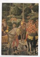 Benozzo Gozzoli, The Journey Of The Wise Men, Unused Postcard [22625] - Paintings