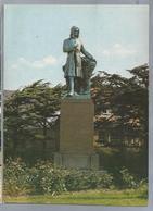 NL.- POELDIJK. Standbeeld Pastoor Verburgh - Sculpturen