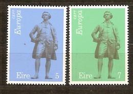 Cept 1974 Irlande Ireland Eire Yvertn°  304-05 *** MNH Cote 8,50 Euro - 1949-... République D'Irlande