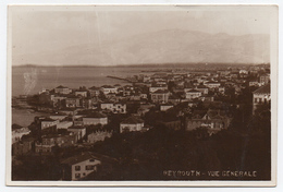 BEIRUT - BEIROUTH - Vue Générale. - Liban