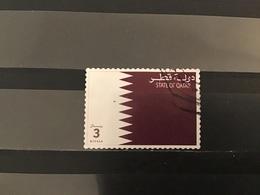Qatar - Vlag (3) 2005 - Qatar
