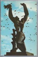 NL.- ROTTERDAM. Monument Voor Een Verwoeste Stad. Schepping Van Ossip Zadkine. - Sculpturen