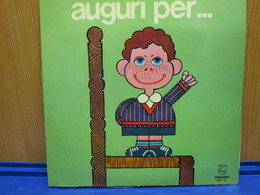 LP072- AUGURI PER... - Kinderlieder
