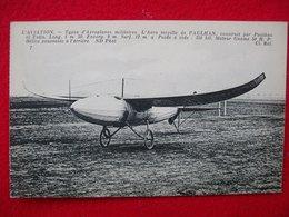 L'AVIATION N°7 AEROPLANES MILITAIRES PAULHAN TATIN - ....-1914: Precursori