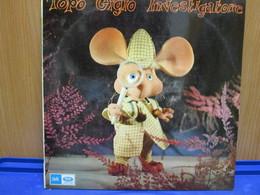 LP091- TOPO GIGIO INVESTIGATORE - Kinderlieder