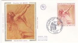 PREMIER JOUR D'EMISSION DE FRANCE DE 1973 . - FDC