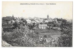 Cpa: 70 GRANGES LA VILLE (ar. Lure) Vue Générale - Autres Communes