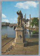 NL.- ROTTERDAM. Monument Piet Hein Aan De Achterhaven. Beeldhouwer Jos Graven 1870. - Sculpturen
