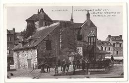 T 6397   HONFLEUR   LA LIEUTENANCE - Honfleur