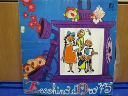 LP104- ZECCHINO D'ORO '75 - Kinderlieder