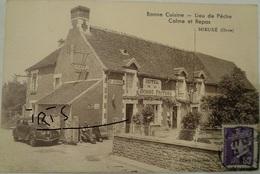 CPA-B010 - MIEUXE (Orne) - BONNE CUISINE - LIEU DE PECHE CALME ET REPOS - France