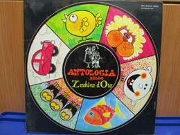 LP086- 2 LP - ANTOLOGIA DELLO ZECCHINO D'ORO - Kinderlieder