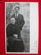 ING.CAPRONI Con La MADRE A VIZZOLA TICINO 1918 - ....-1914: Precursors