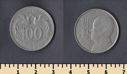 South Korea 100 Hwan 1959 - Corée Du Sud