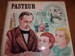 Livre Disque 33 Tours Sur PASTEUR .. - Children