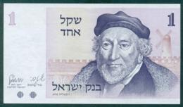 Israel 1 Shekel 1978 Unc - Israel