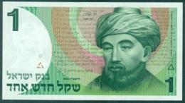 Israel 1 New Shekel 1986 Unc - Israel